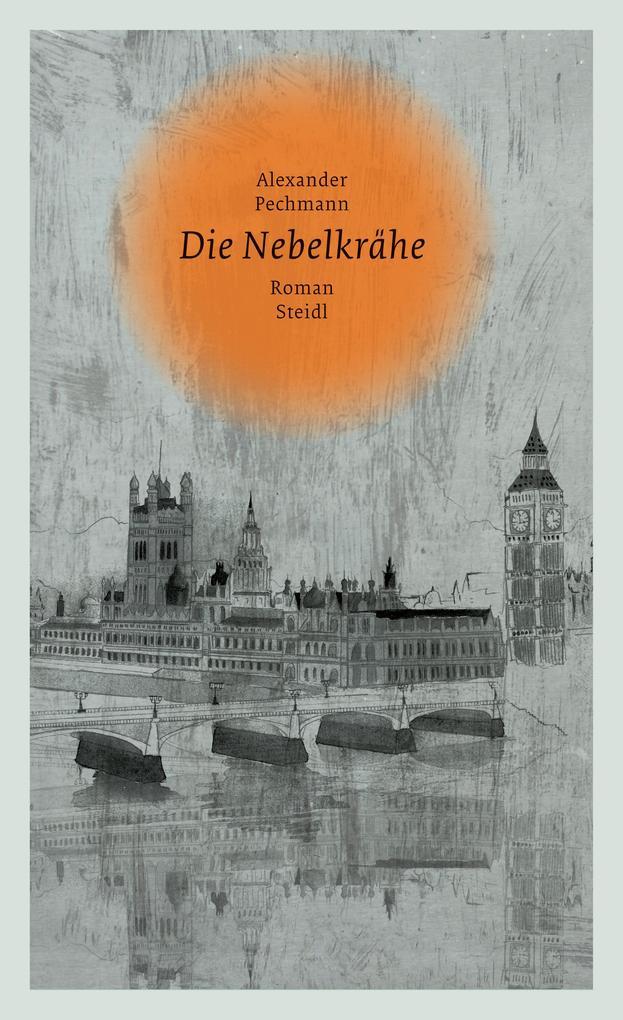 Die Nebelkrähe als Buch
