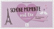 Schöne Momente mit Dir - für Frankreich-Liebhaber - für die Zeit zu zweit