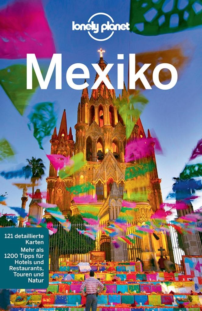 Lonely Planet Reiseführer Mexiko als eBook