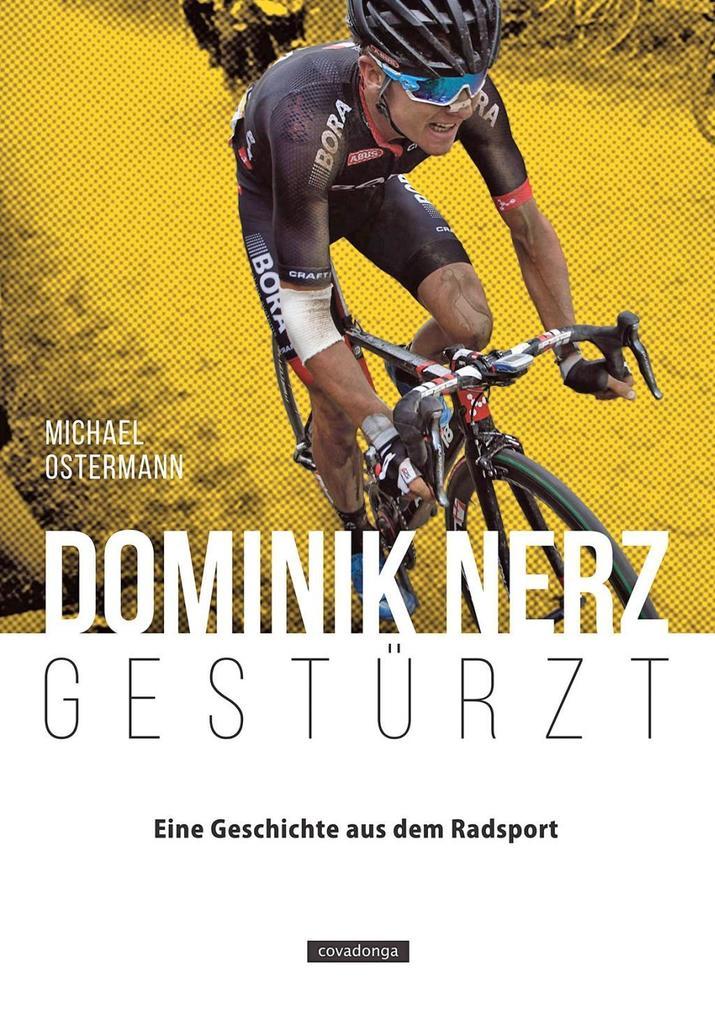 Dominik Nerz - Gestürzt als Buch