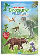 """Stickerbuch """"Mein Dinoatlas"""""""