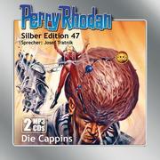 Perry Rhodan Silber Edition (MP3-CDs) 47: Die Cappins