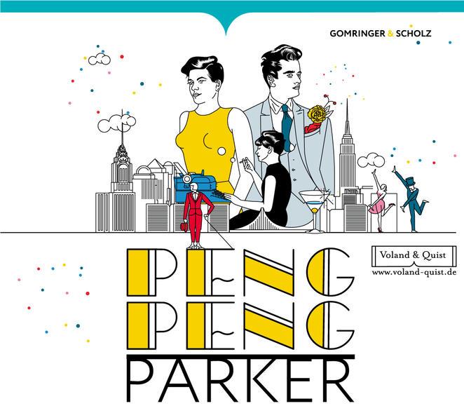 PENG PENG Parker als CD