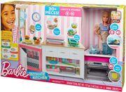 Mattel - Barbie - Cooking & Baking - Deluxe Küche Spielset und Puppe