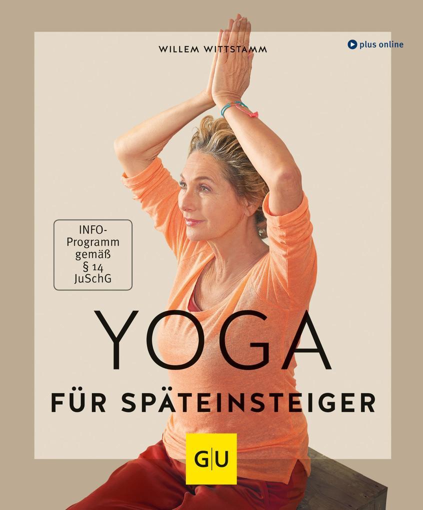 Yoga für Späteinsteiger als eBook