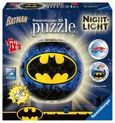 Nachtlicht - Batman 3D Puzzle-Ball 72 Teile
