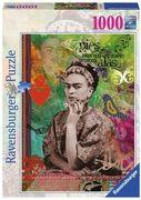 Frida Kahlo de Rivera Puzzle 1000 Teile