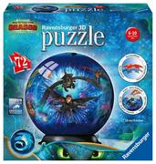 Dragons 3 3D Puzzle-Ball 72 Teile