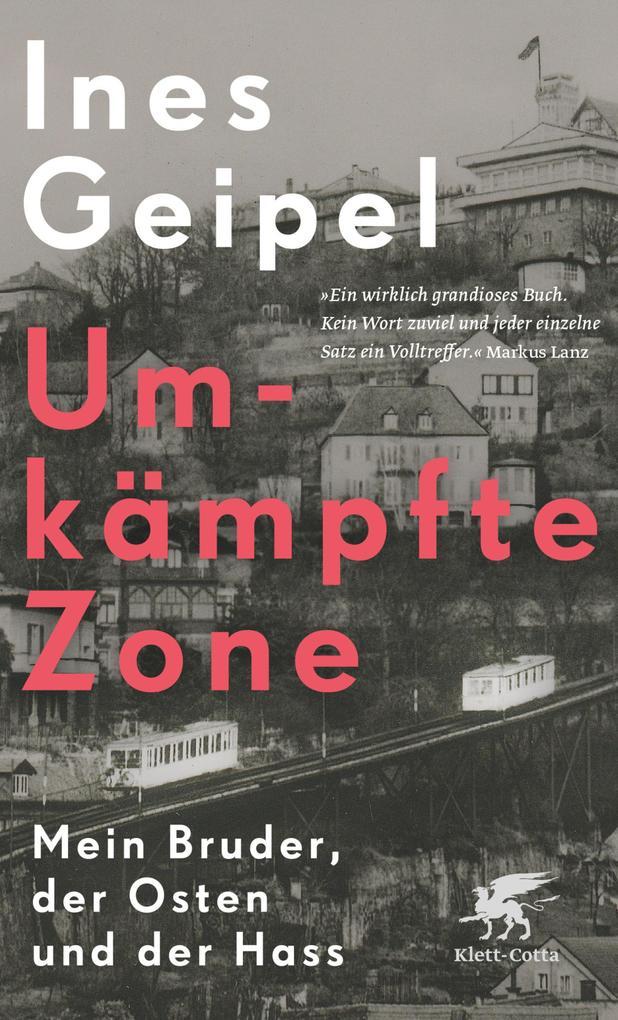 Umkämpfte Zone als eBook