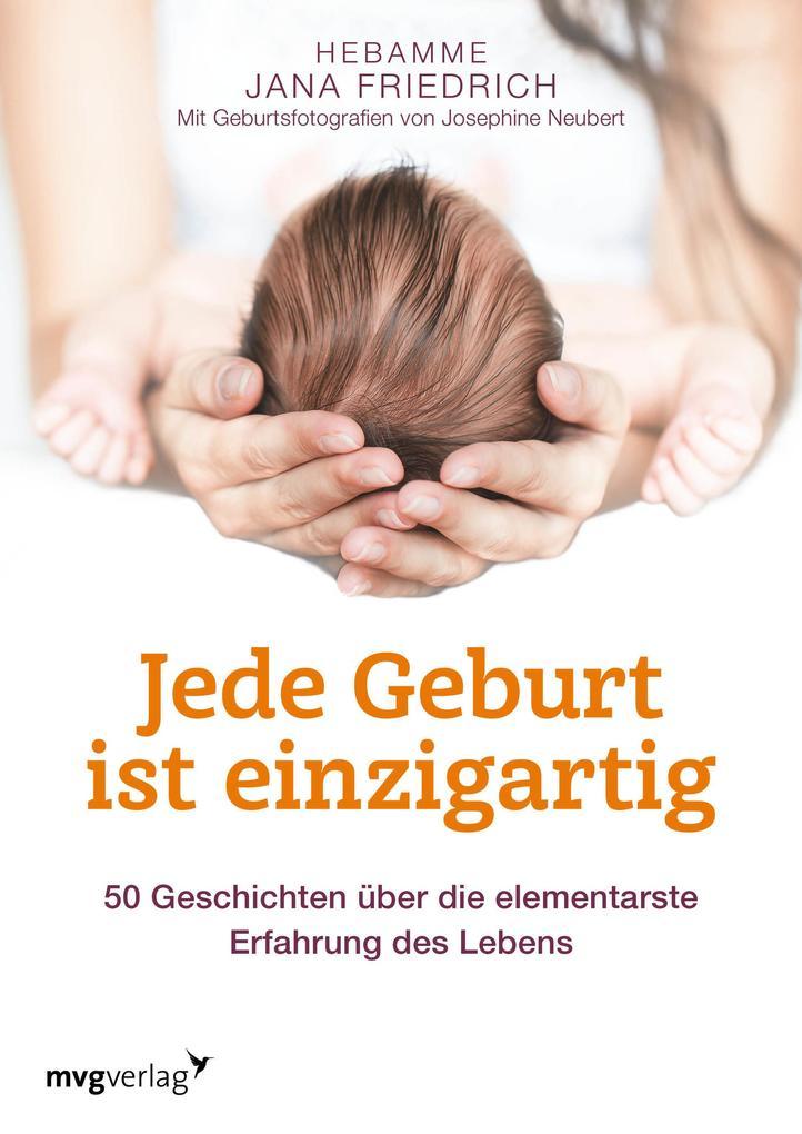 Jede Geburt ist einzigartig als Taschenbuch