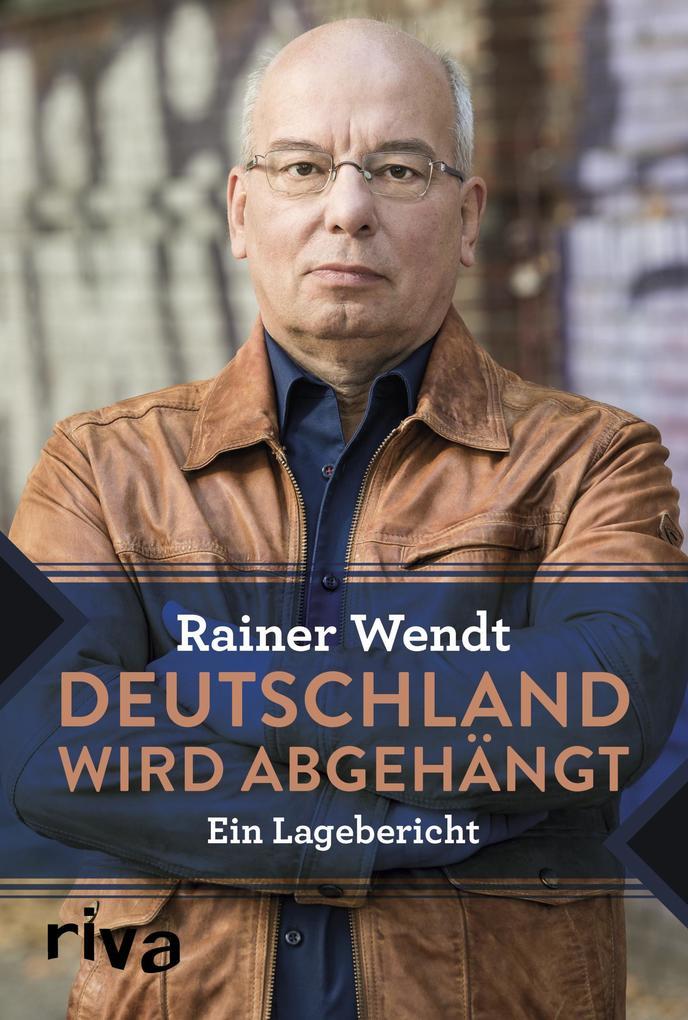 Deutschland wird abgehängt als Buch