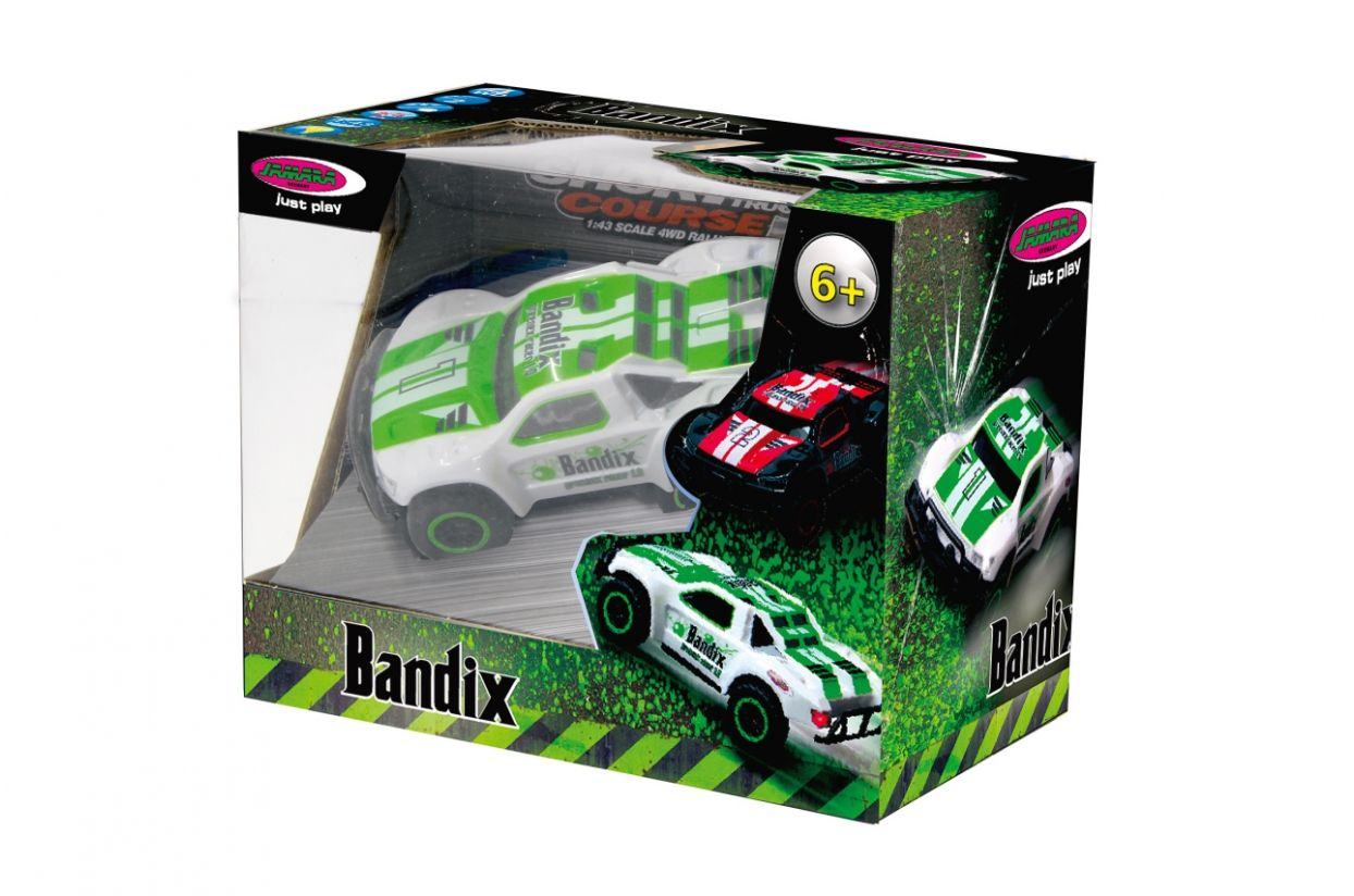 Bandix greenex 1.0 Monstertruck