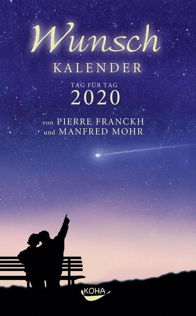 Wunschkalender 2020 als Kalender