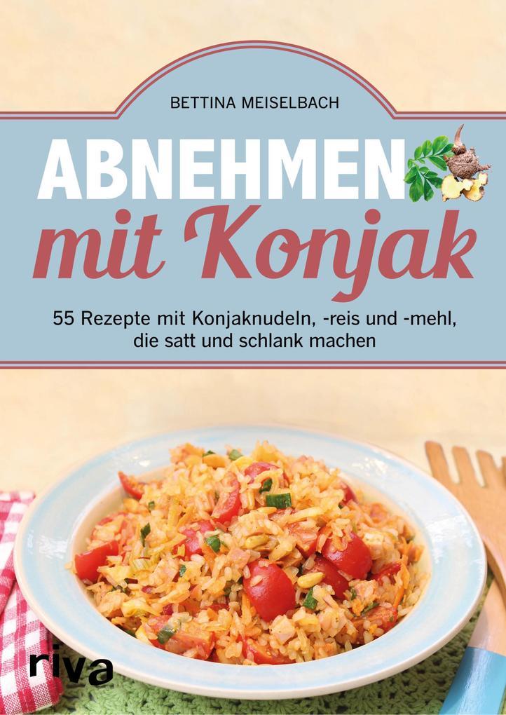 Abnehmen mit Konjak als eBook epub