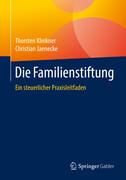 Die Familienstiftung