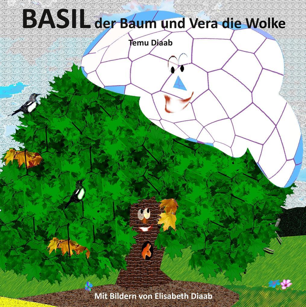 Basil der Baum und Vera die Wolke als Buch