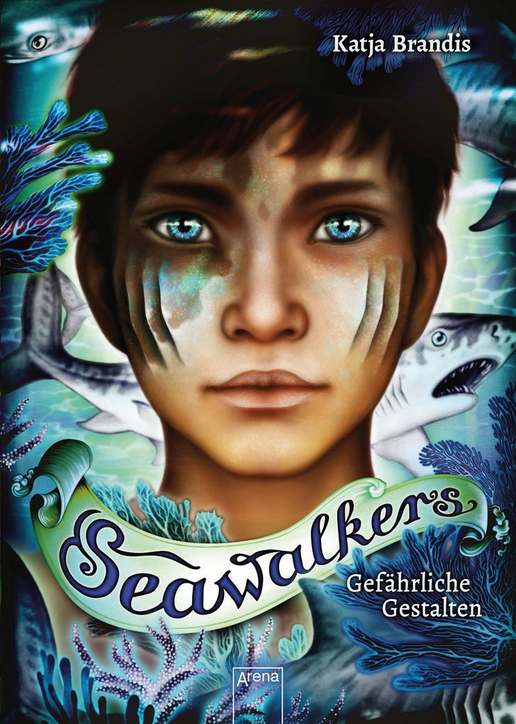 Seawalkers (1). Gefährliche Gestalten als Buch