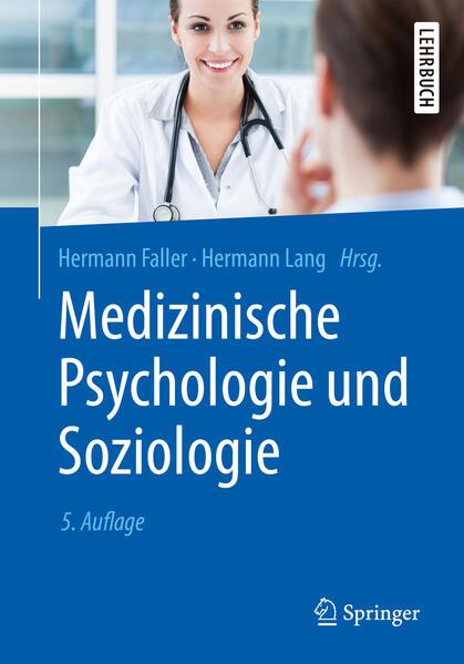 Medizinische Psychologie und Soziologie als Buch