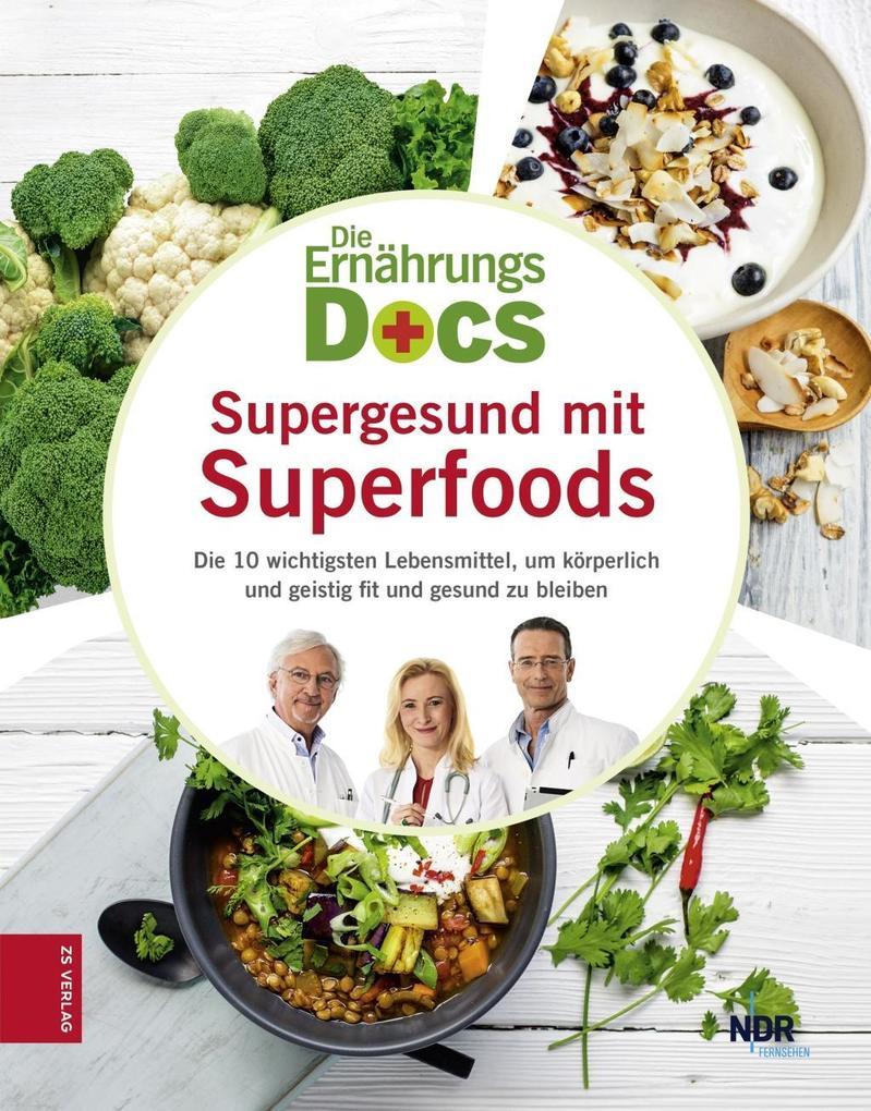 Die Ernährungs-Docs als eBook