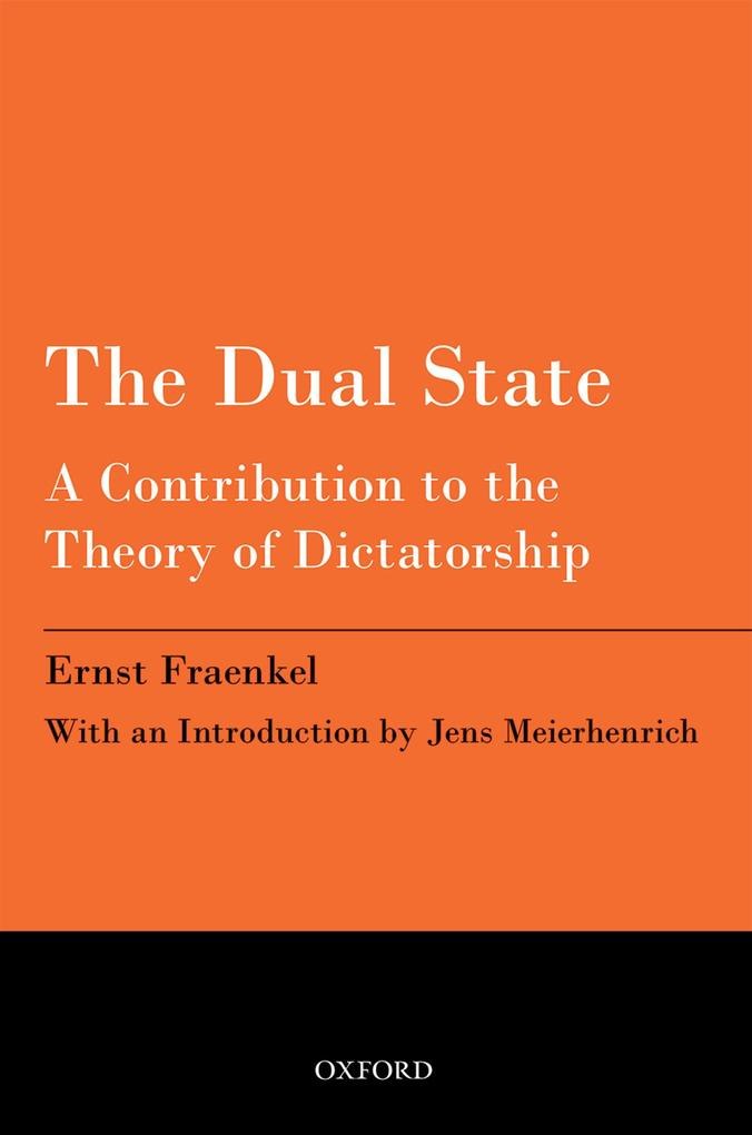 The Dual State als eBook epub