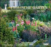 Englische Gärten 2020 - DUMONT Garten-Kalender - mit allen wichtigen Feiertagen - Format 38,0 x 35,5 cm
