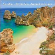 Am Meer By the sea 2020 - Broschürenkalender - Wandkalender - mit herausnehmbarem Poster