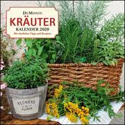 DuMonts Kräuter-Kalender 2020 - Broschürenkalender - mit Texten und Rezepten