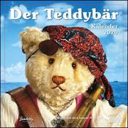 Der Teddybär 2020 - Broschürenkalender - Wandkalender