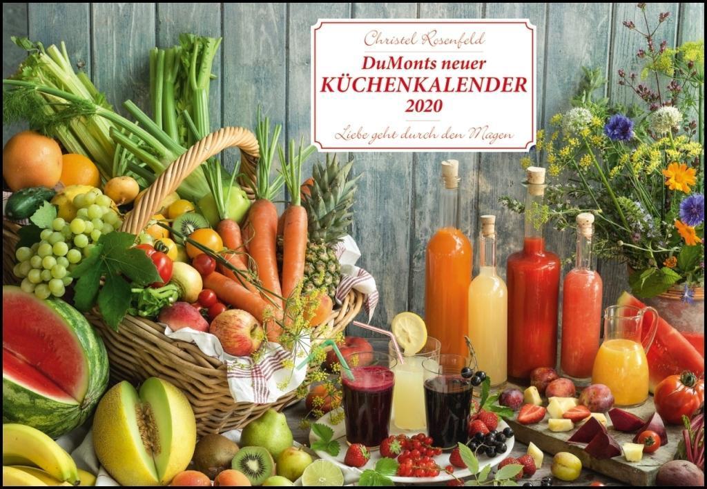 DuMonts neuer Küchenkalender 2020 als Kalender