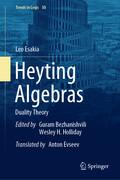 Heyting Algebras
