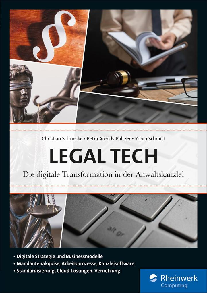 Legal Tech als eBook