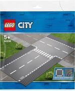 LEGO® City Supplementary - 60236 Gerade und T-Kreuzung
