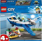 LEGO® City Police - 60206 Polizei Flugzeugpatrouille