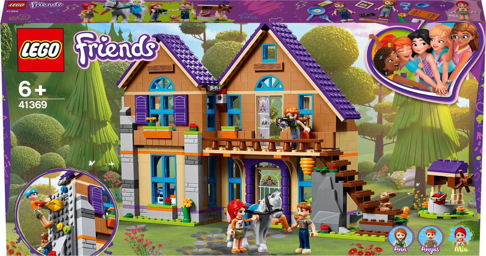 LEGO® Friends - 41369 Mias Haus mit Pferd als sonstige Artikel