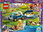 LEGO® Friends - 41364 Stephanies Cabrio mit Anhänger