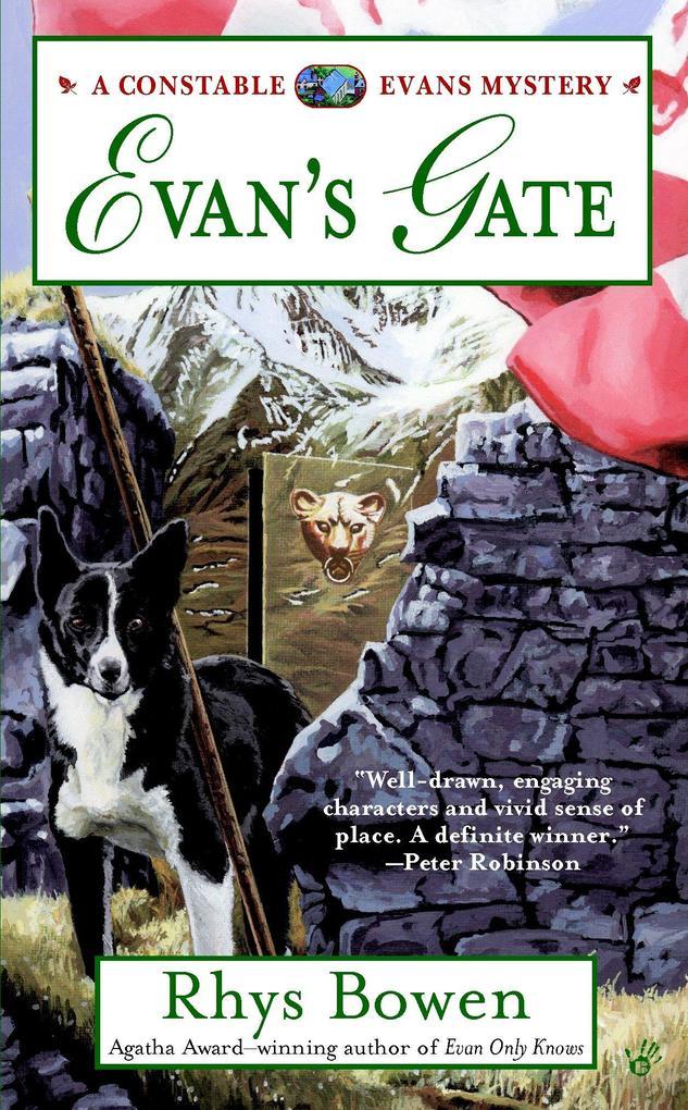 Evan's Gate als Taschenbuch