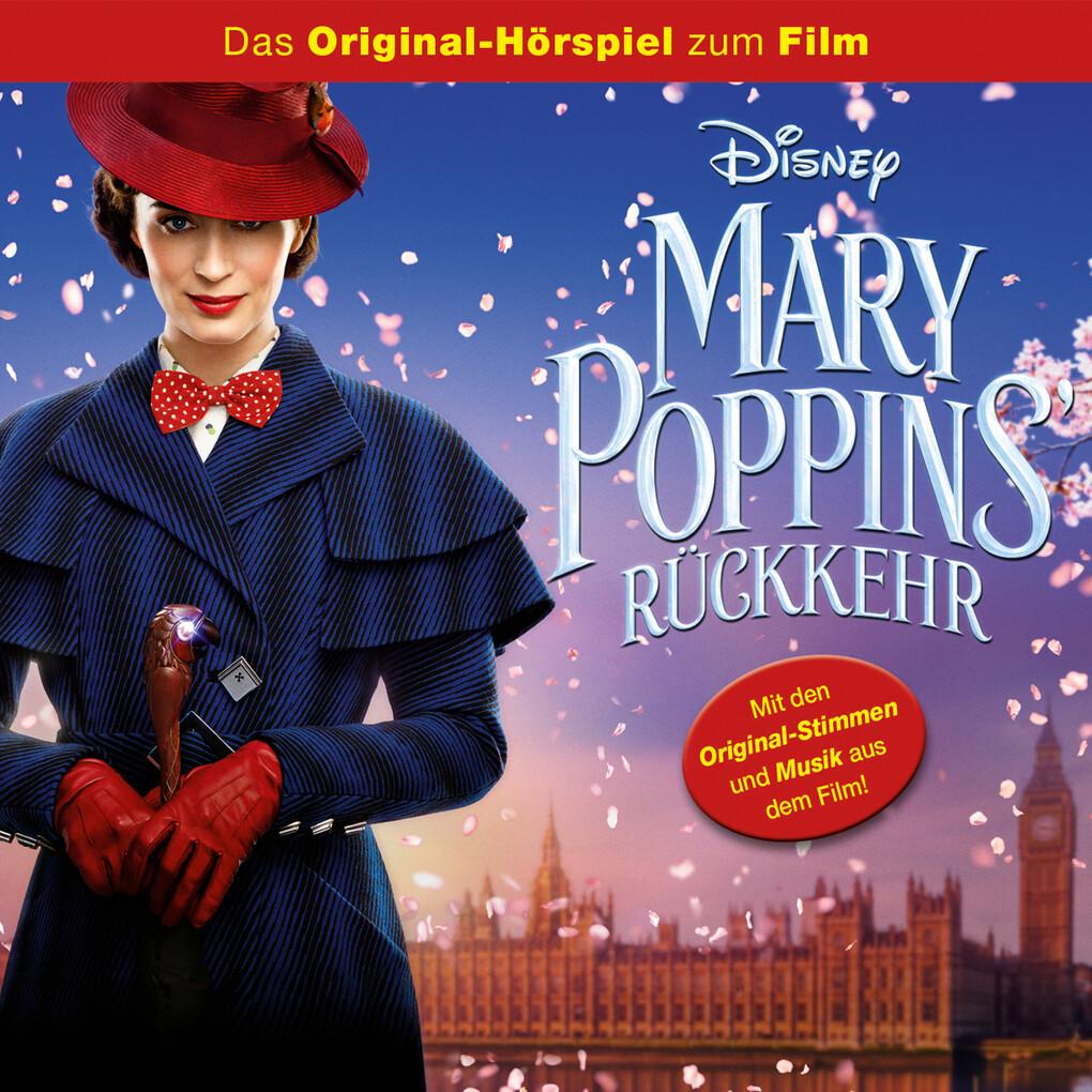 Disney: Mary Poppins' Rückkehr (Original-Hörspiel zum Kinofilm) als Hörbuch Download