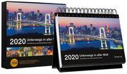 Tischkalender Unterwegs in aller Welt 2020
