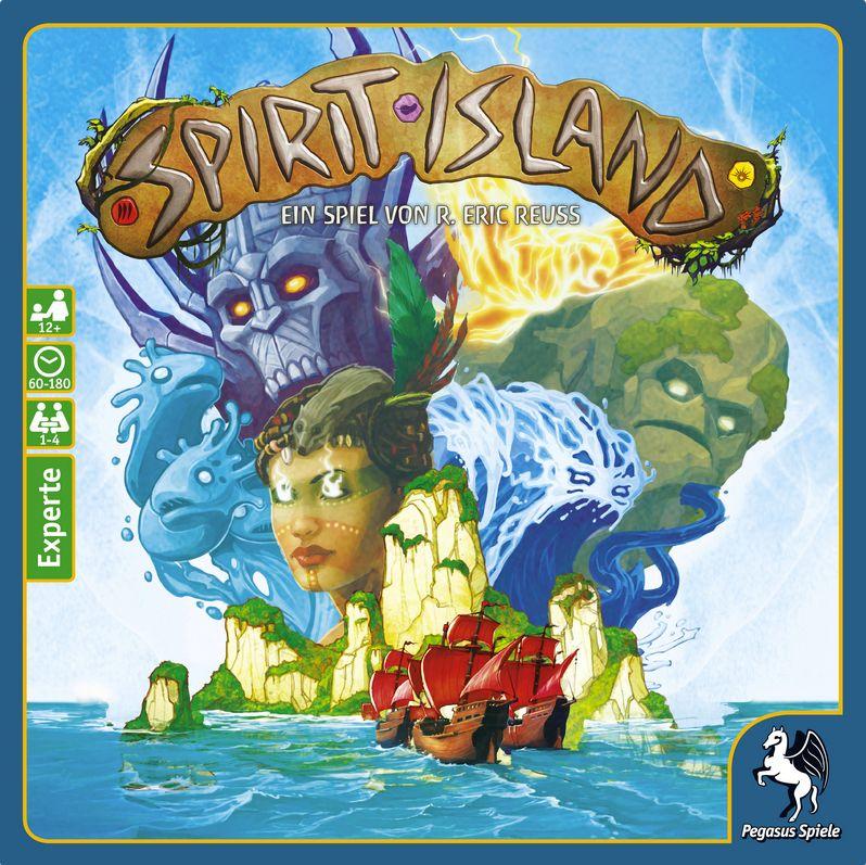 Pegasus - Spirit Island als sonstige Artikel