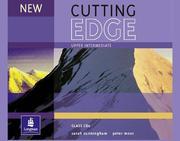 Cutting Edge Upper Intermediate New Editions 2 Class Audio CDs