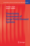 Uncertainty Assessment of Large Finite Element Systems