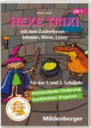 Hexe Trixi mit dem Zauberbesen CD-ROM für Windows 95/98/2000/Me/XP