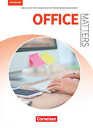 Matters Wirtschaft - Office Matters 4th edition A2/B1 - Schülerbuch