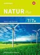 Natur plus 7 / 7M. Schülerband. Bayern