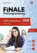 FiNALE Prüfungstraining 2020 Mittlerer Schulabschluss Nordrhein-Westfalen. Mathematik