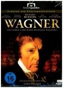 Wagner - Das Leben und Werk Richard Wagners (Die komplette Miniserie). 3 DVDs