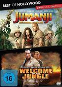 Jumanji - Willkommen im Dschungel & Welcome to the Jungle
