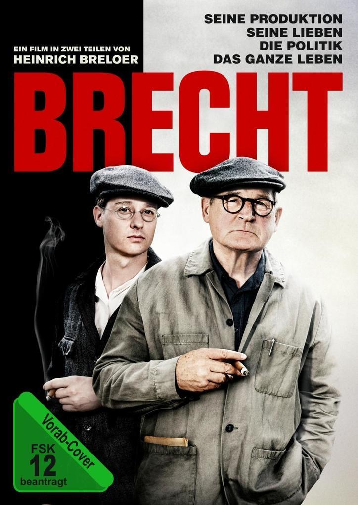 Brecht als DVD