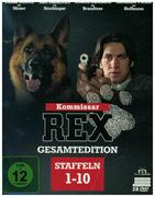 Kommissar Rex - Gesamtedition (Staffeln 1 bis 10 - Alle 119 Folgen) + Bonus-Disc. 28 DVDs
