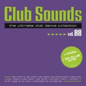 Club Sounds,Vol.88 als CD